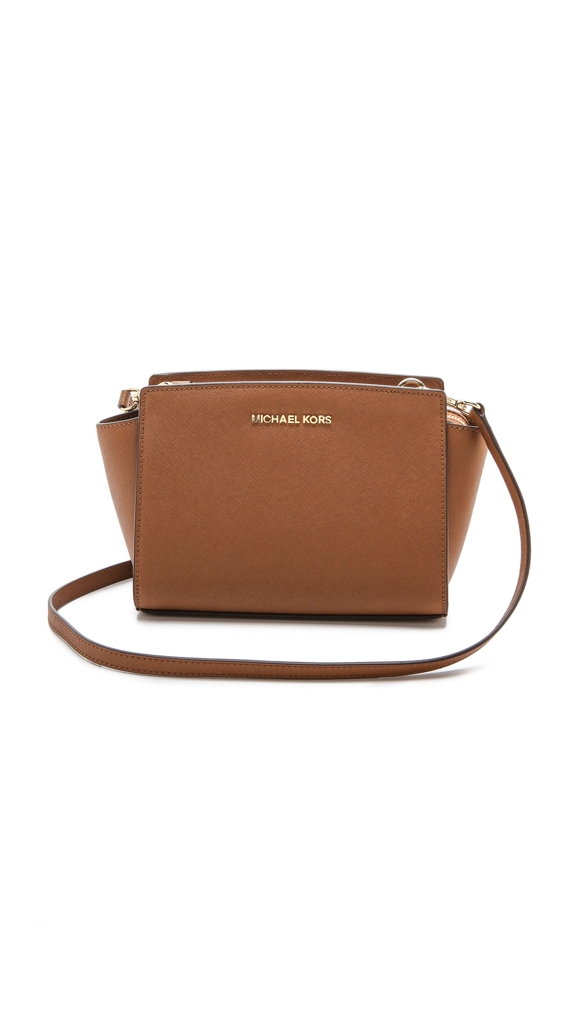 4e28198bf1ff Gallery. Previously sold at: Shopbop · Women's Leather Messenger Bags  Women's Michael By Michael Kors Selma