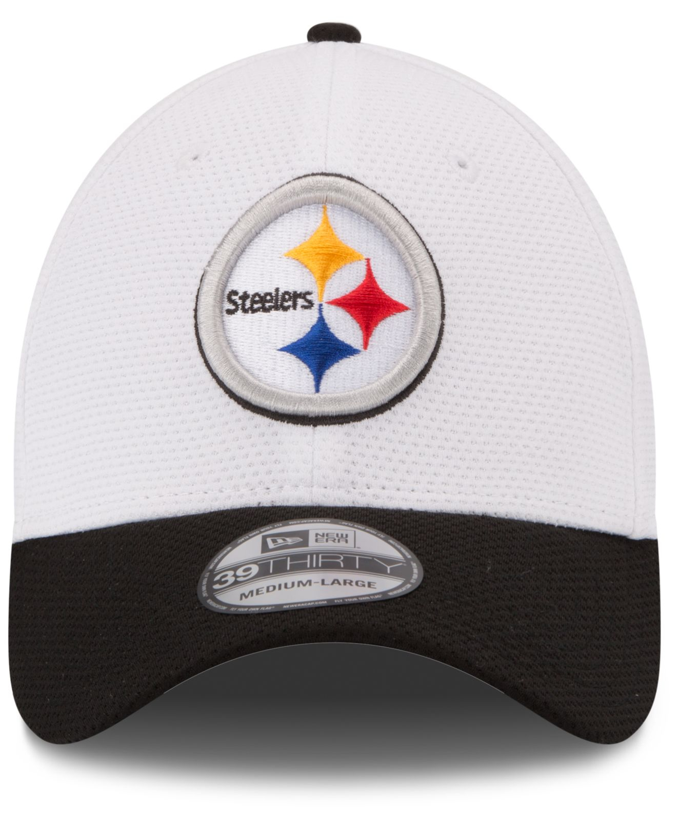 Lyst - KTZ Pittsburgh Steelers Nfl 2015 Training 39thirty Cap in ... 1faddc85e