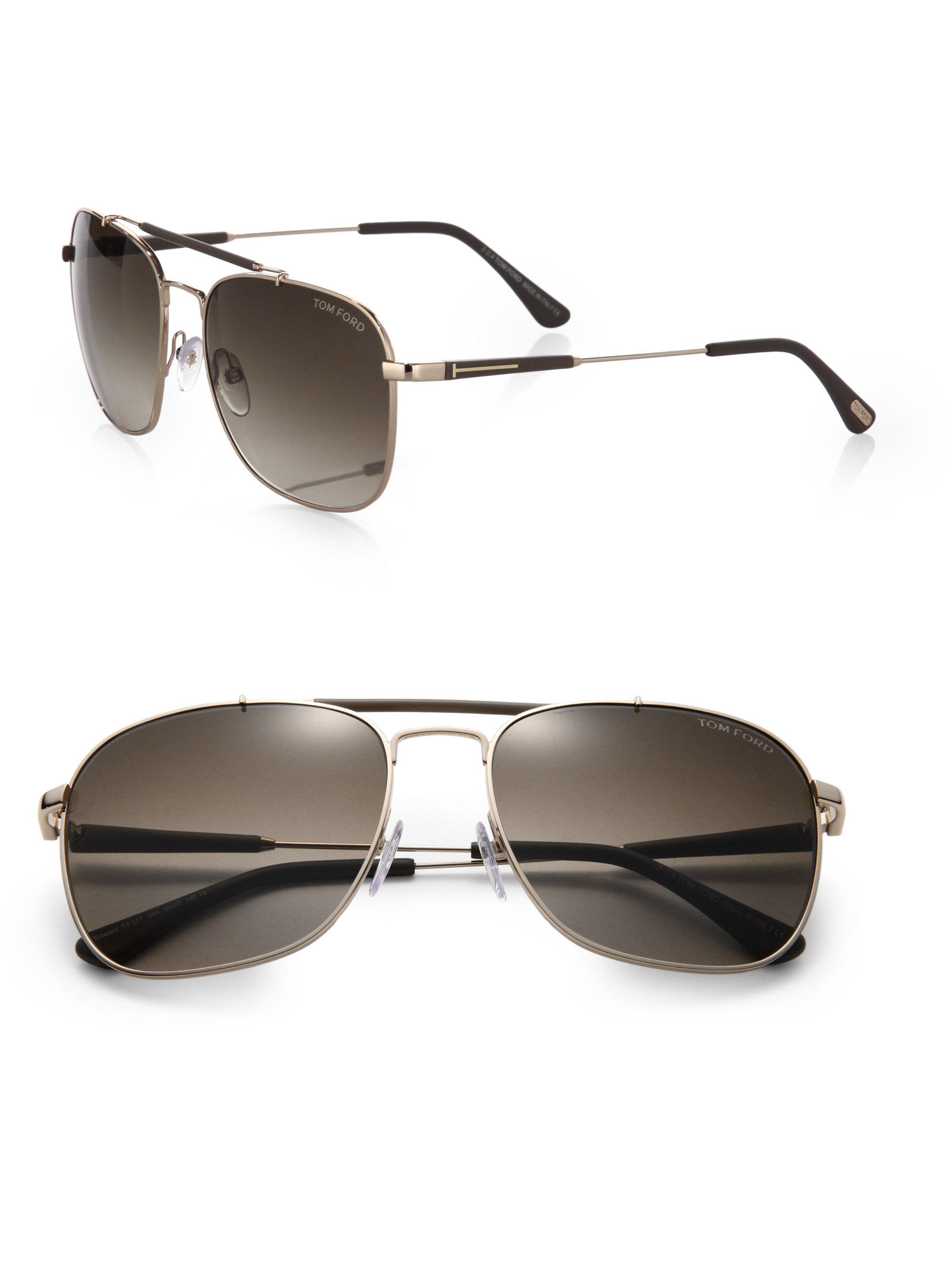 19566bcce832 Tom Ford Jack Sunglasses Ebay
