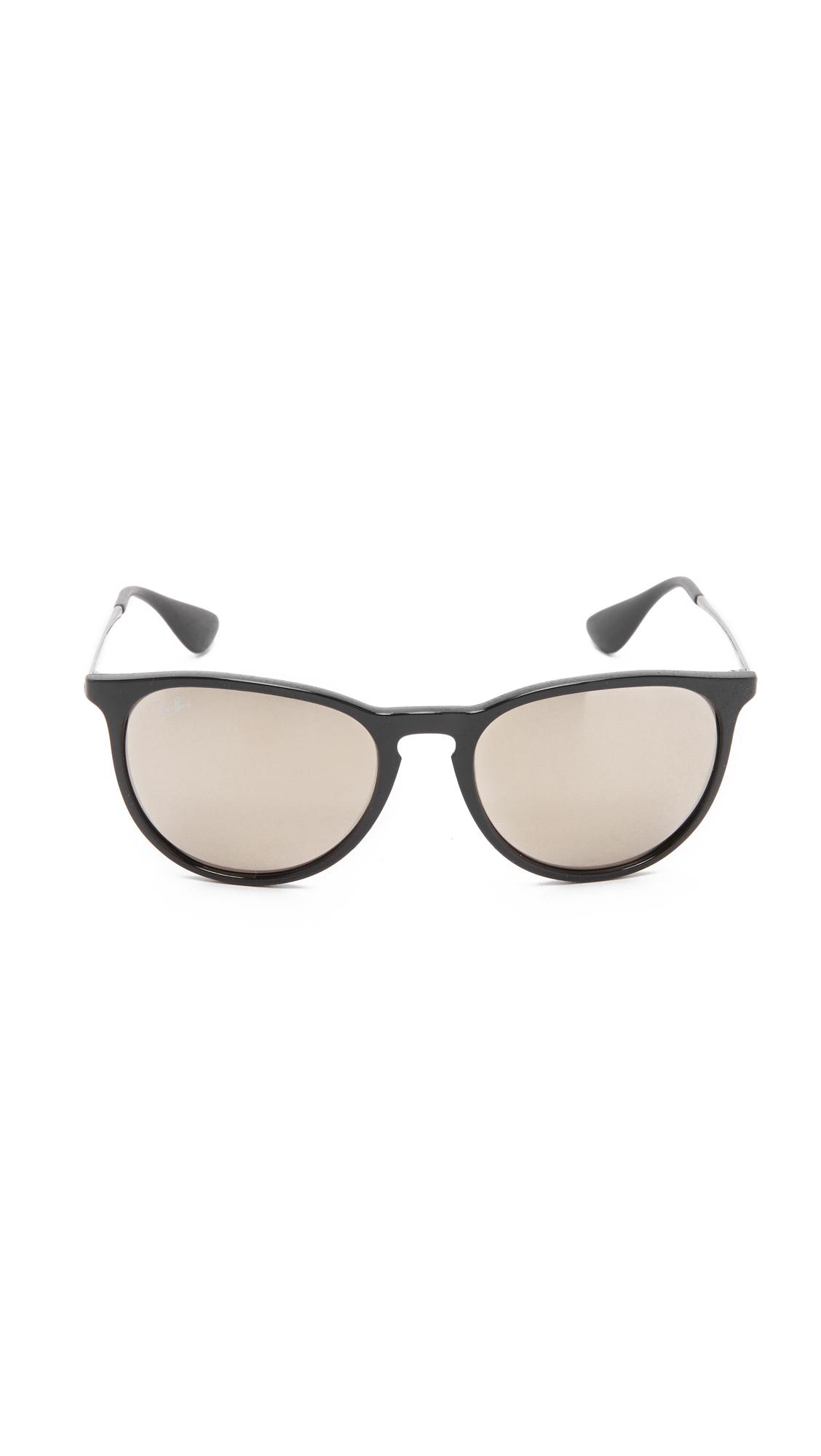 a6f12a082c9 ... czech lyst ray ban erika sunglasses in black dc533 5c99e