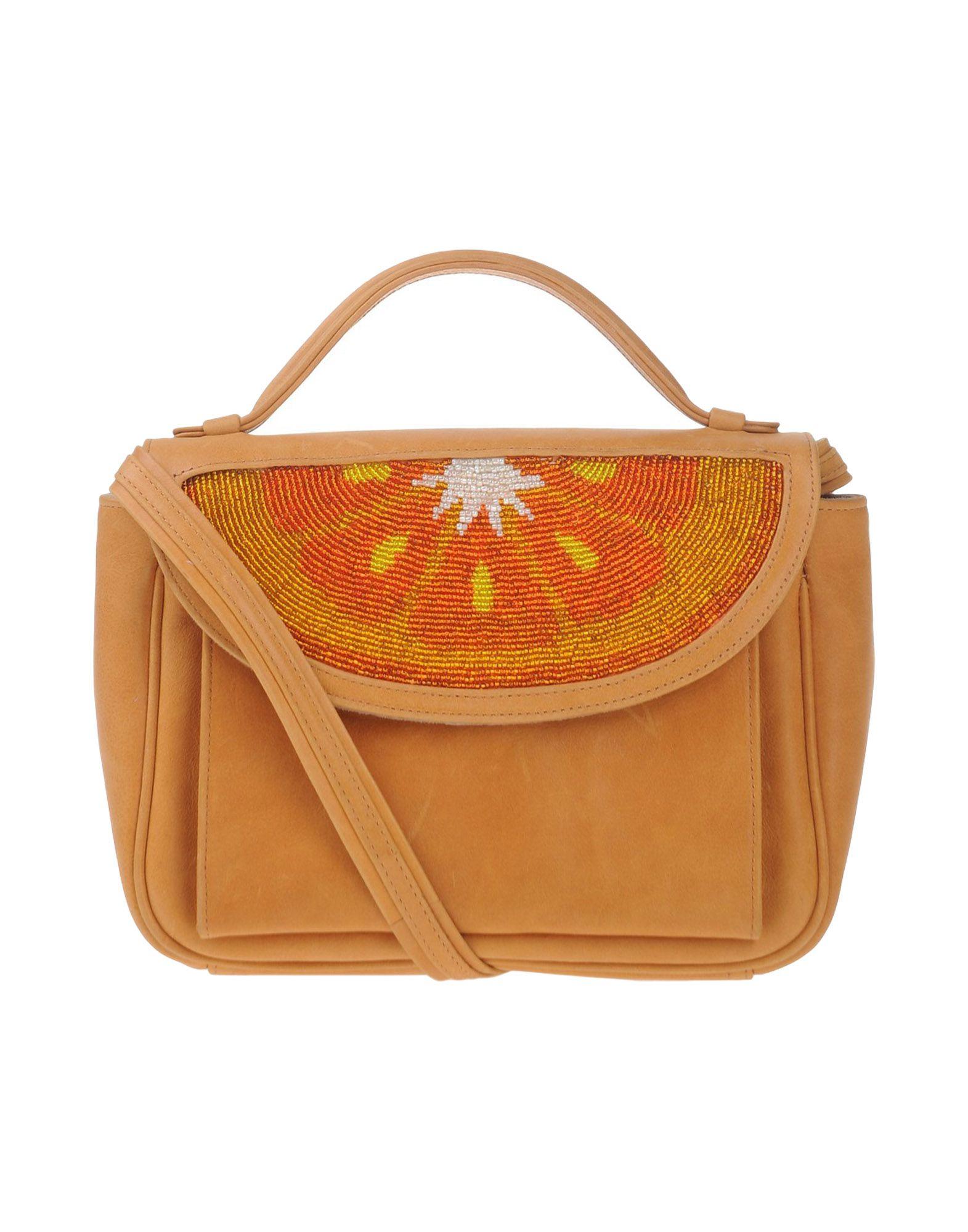 Sarah's bag Handbag in Natural