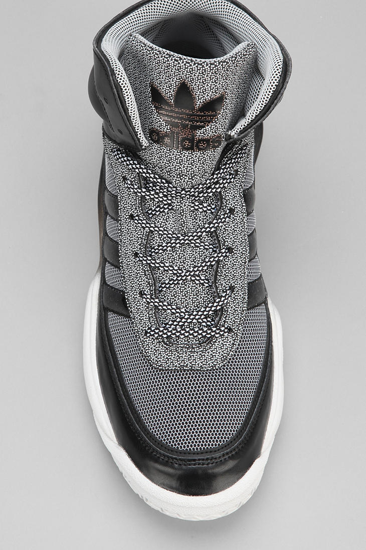 new product fff99 e6825 Lyst - adidas Fyw Division Sneaker in Black for Men