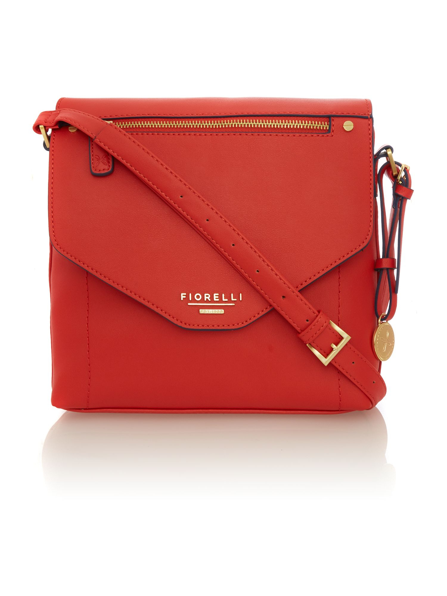knockoff chloe handbags - Fiorelli Chloe Red Crossbody Bag in Red | Lyst