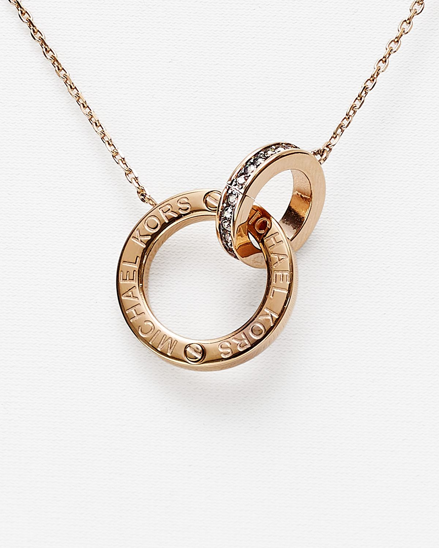 Interlocking Rings Jewelry