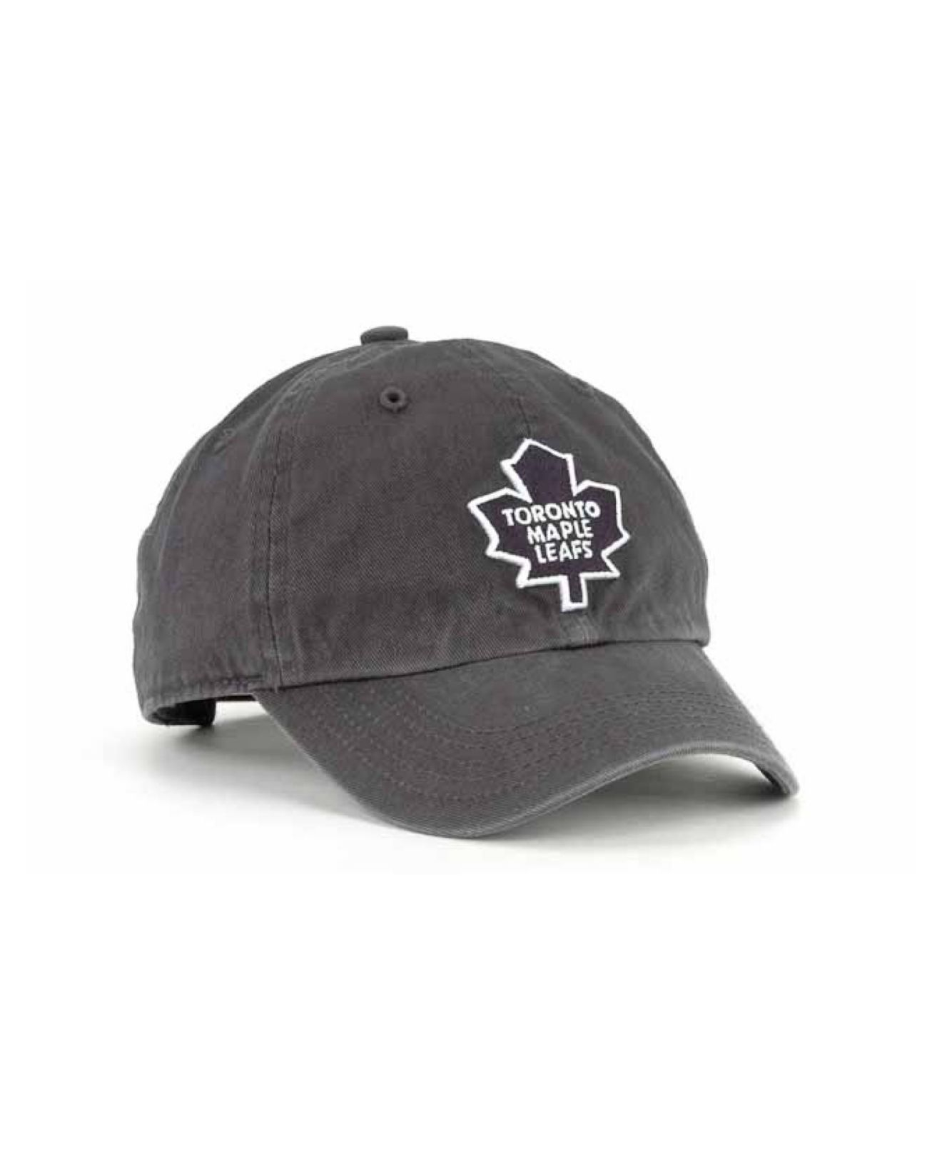 f32b0f605dc10 ... wholesale lyst 47 brand little kids toronto maple leafs clean up cap in  7b469 15296