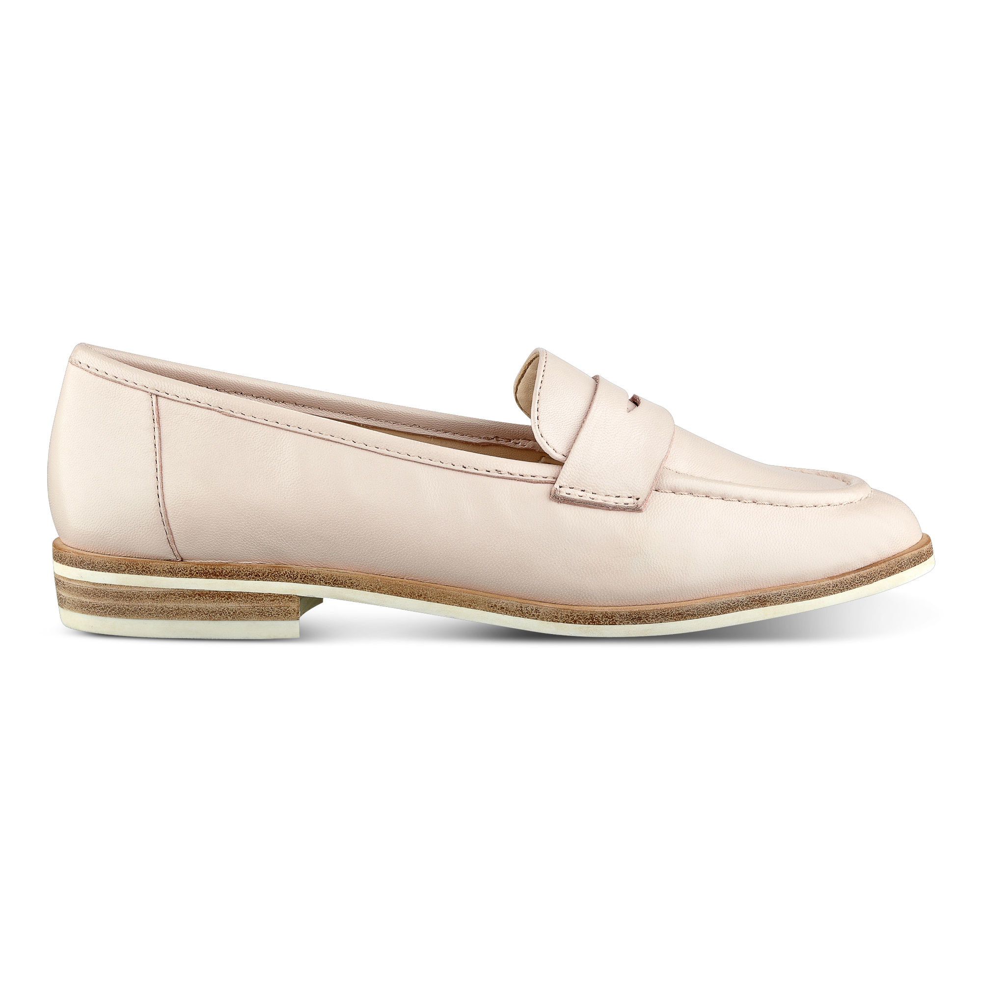 aca65417f Lyst - Nine West Antonecia Loafers in Pink