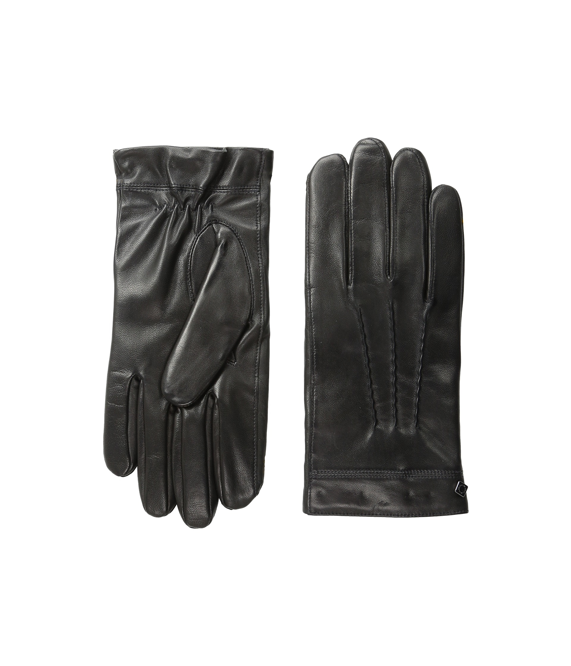 Cole haan black leather gloves - Gallery Previously Sold At Zappos Leather Gloves