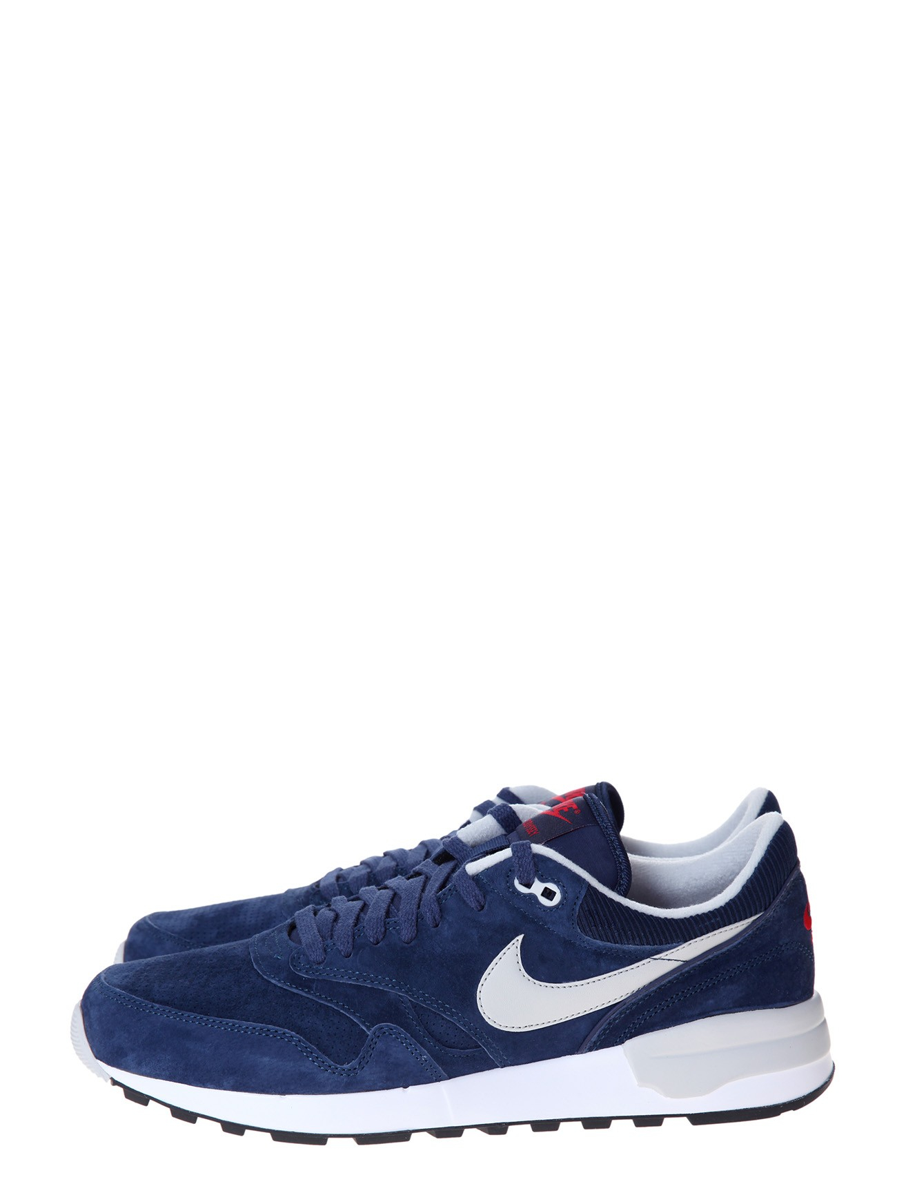 nike air odyssey ltr sneakers in blue for men navy lyst. Black Bedroom Furniture Sets. Home Design Ideas
