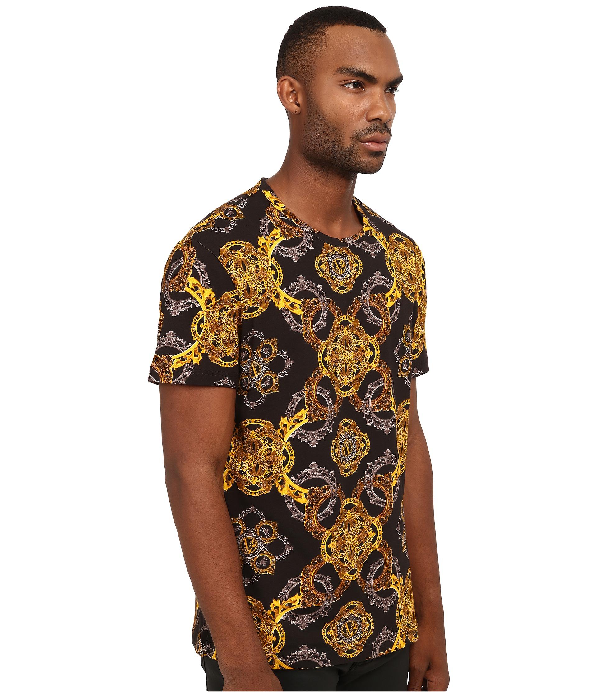 a4de4b3b Buy Mens Versace T Shirt   Top Mode Depot