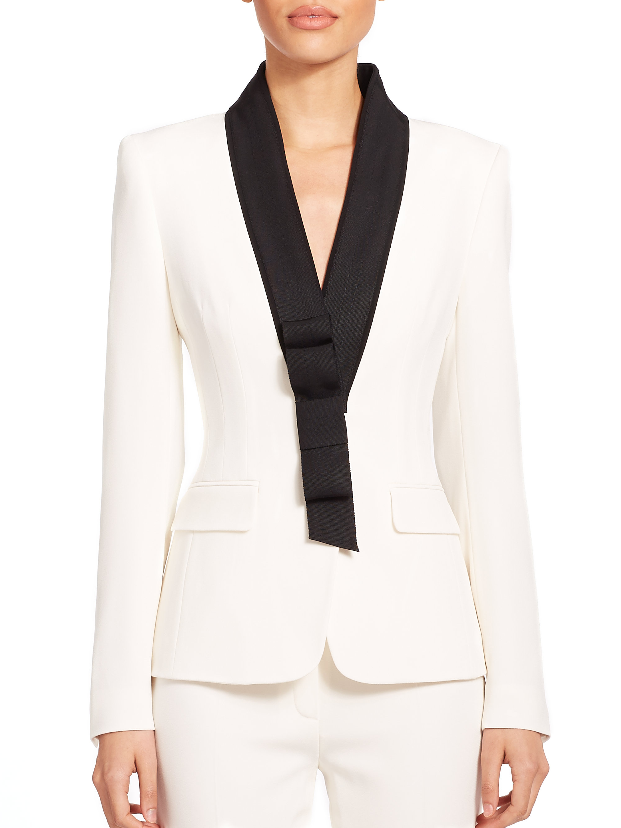 Black Blazer With Jeans Womens