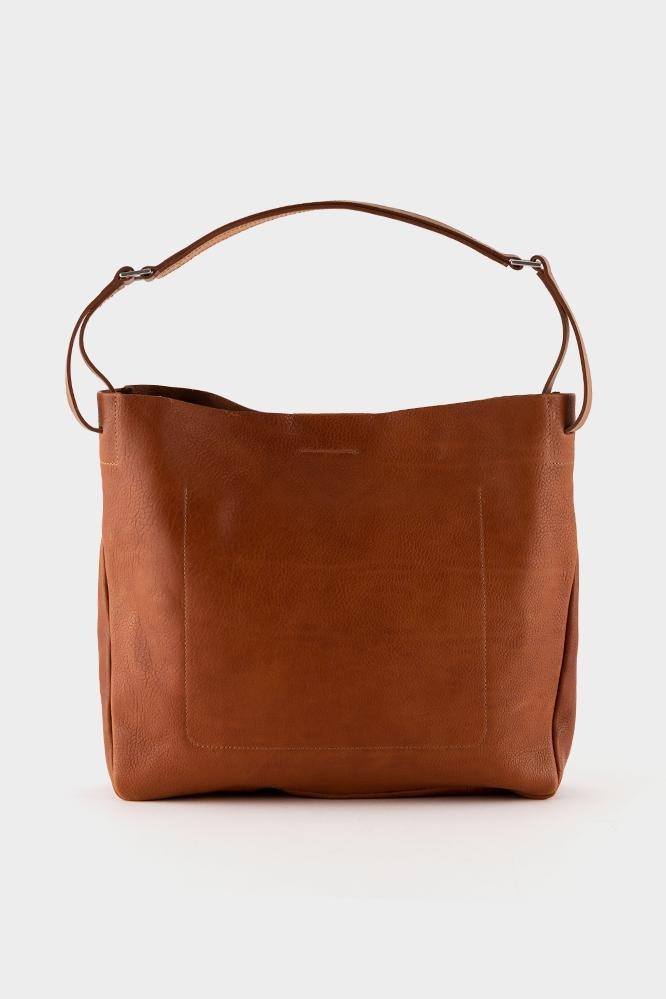 b1ea547448a3 Ally Capellino Cleve Calvert Leather Shoulder Bag - Tan in Brown - Lyst