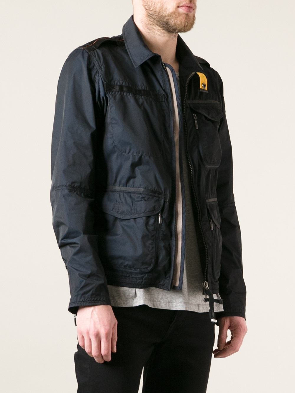 parajumpers windbreaker jacket