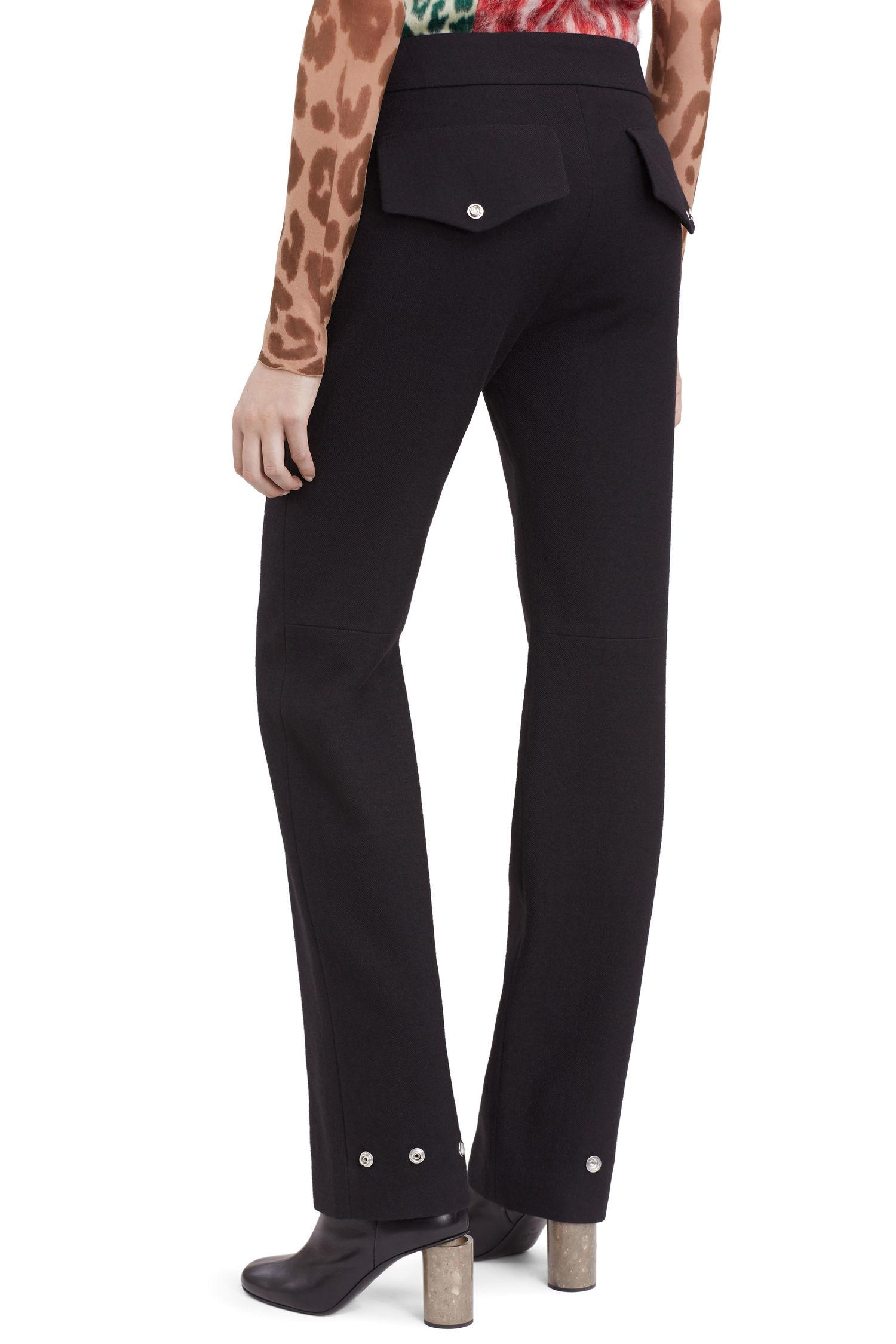 Womens Svanborg Wool Twill Trousers Acne Studios Free Shipping Get Authentic iNZ1YxR