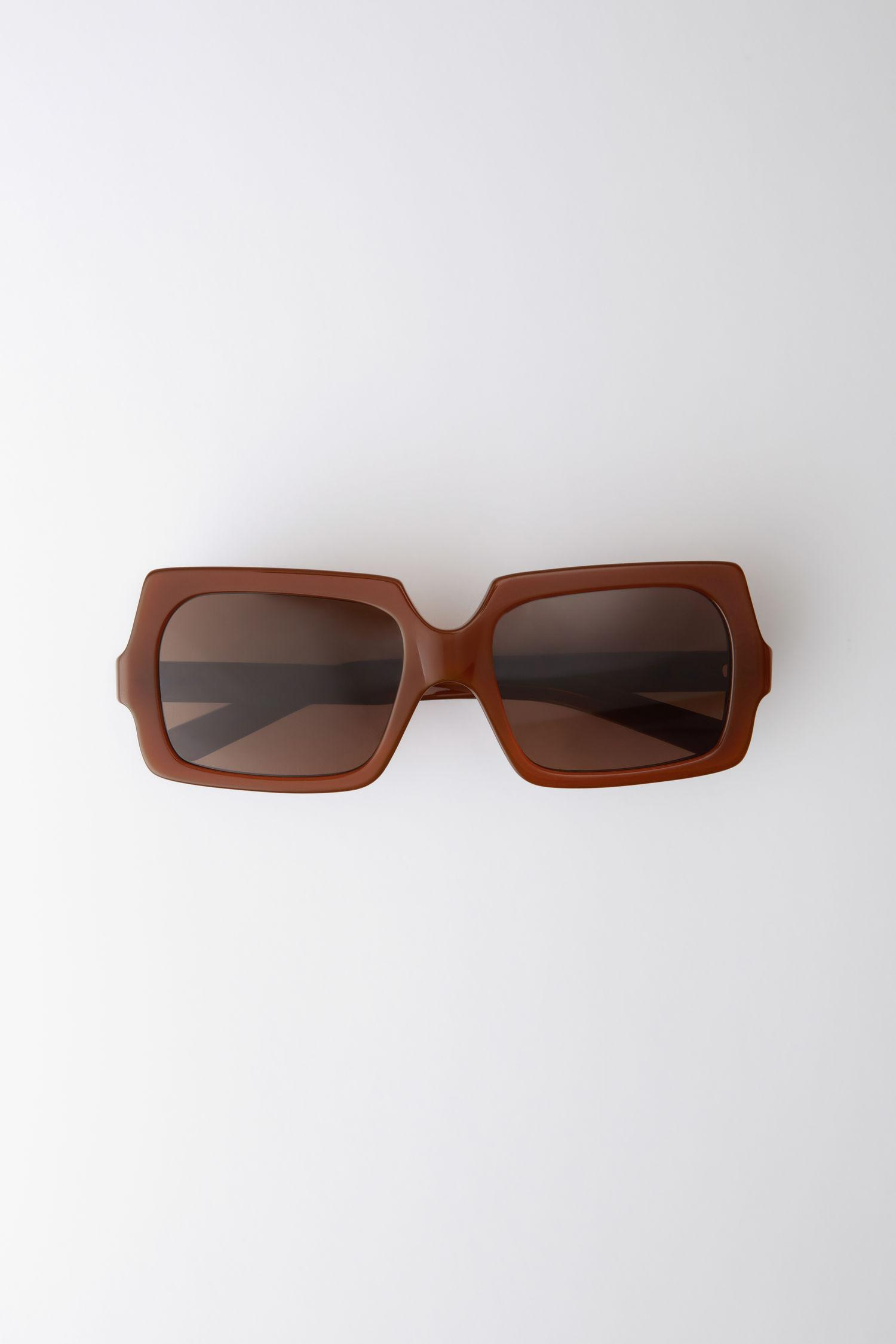 Brown and Gold Isabella Sunglasses Acne Studios zpr4Nrq91