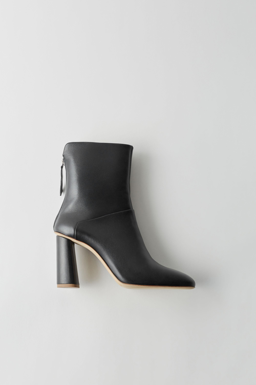 434beea52273 Lyst - Acne Studios Fn-wn-shoe000059 Black Ankle Boot in Black