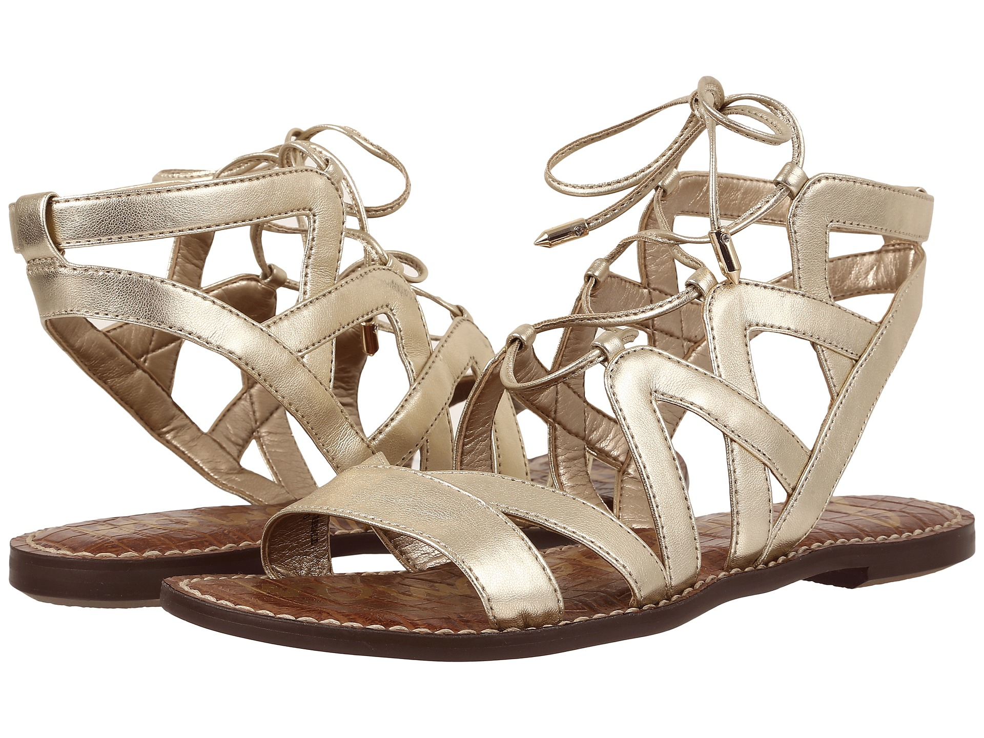 Gemma Leather Sandals sale largest supplier cheap for cheap very cheap Q1AnM1V
