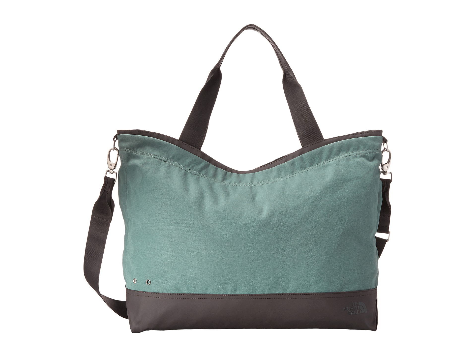 9e60f77169 Lyst - The North Face Laryssa Gym Tote in Green