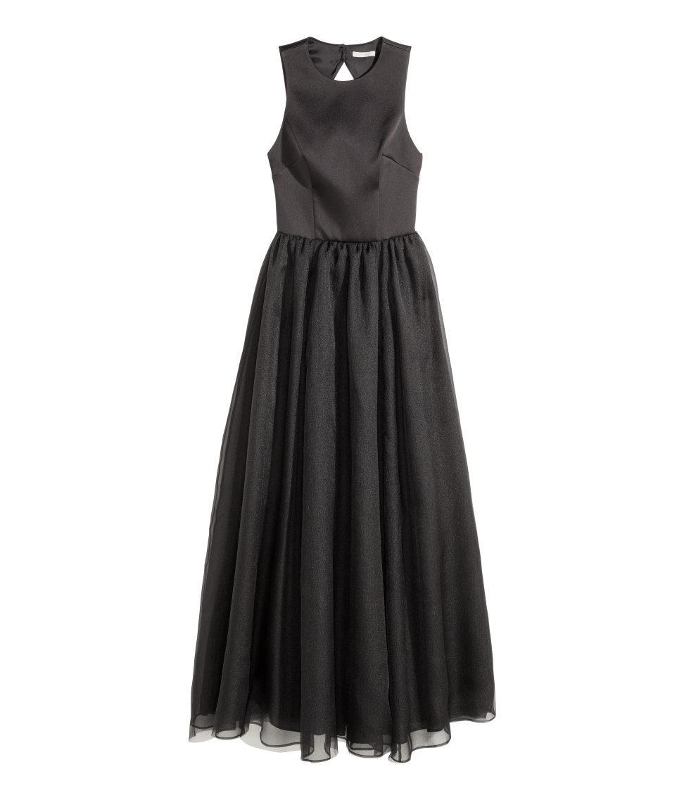 Black dress in h m - Gallery