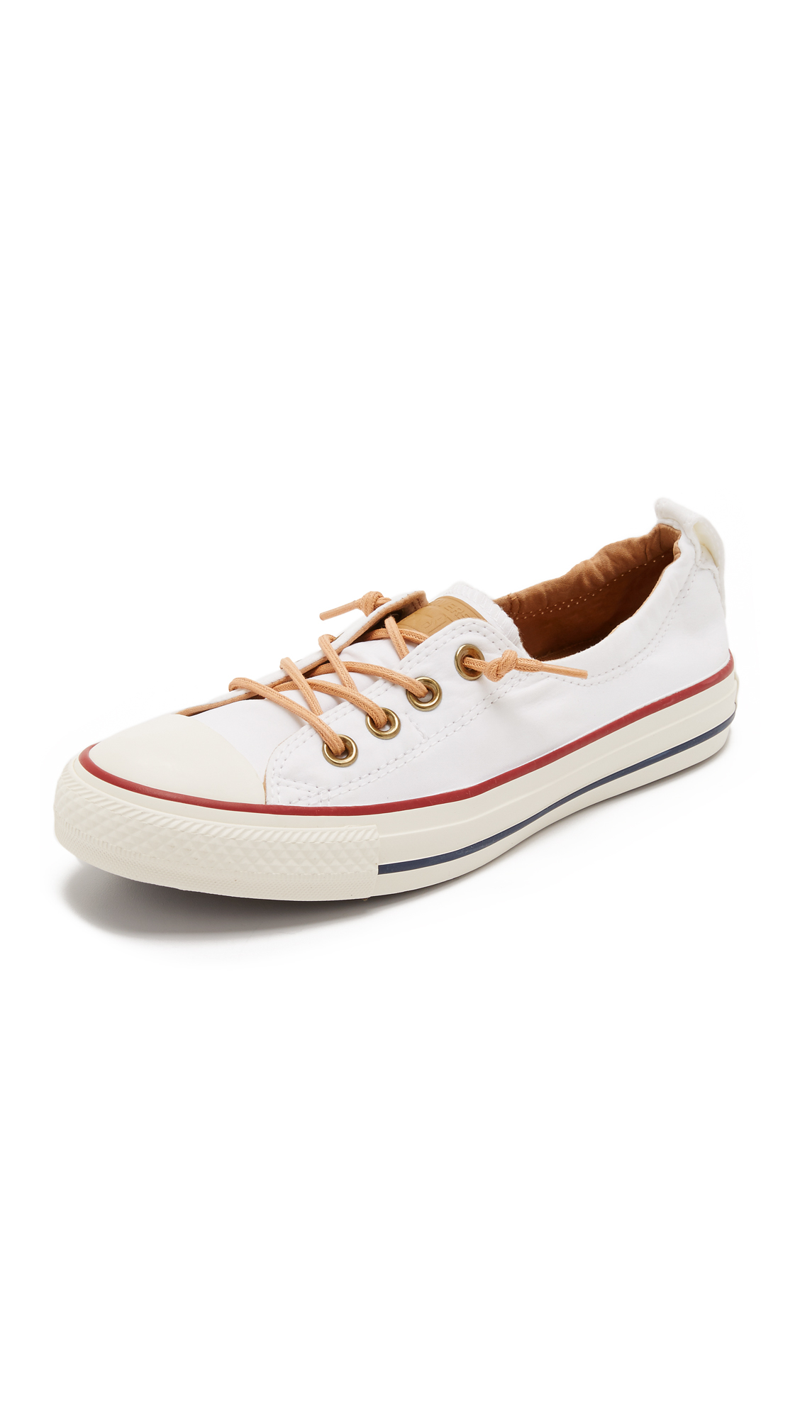 e8bf743233a4 Lyst - Converse Chuck Taylor All Star Shoreline Sneakers - White ...