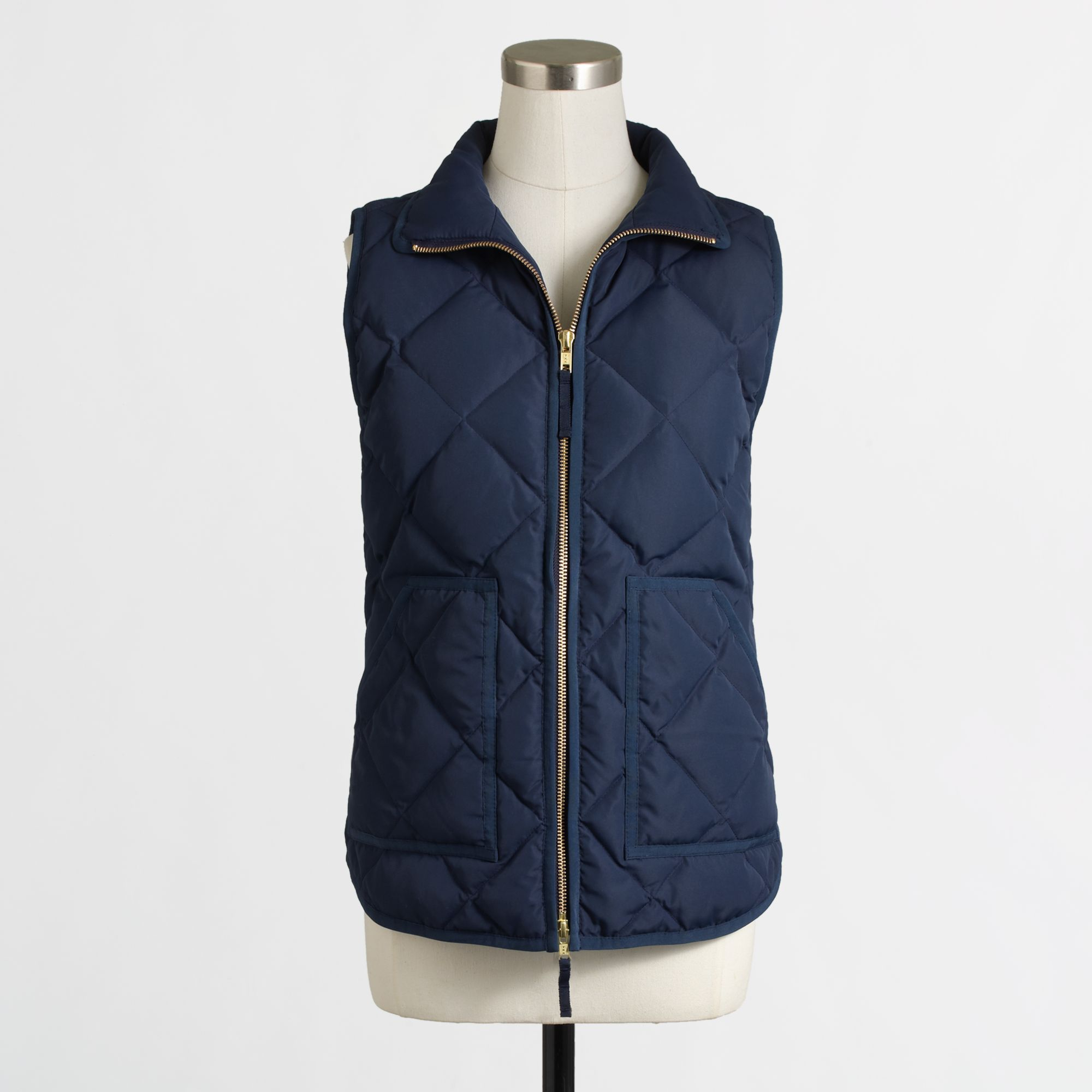 Image result for Quilted puffer vest