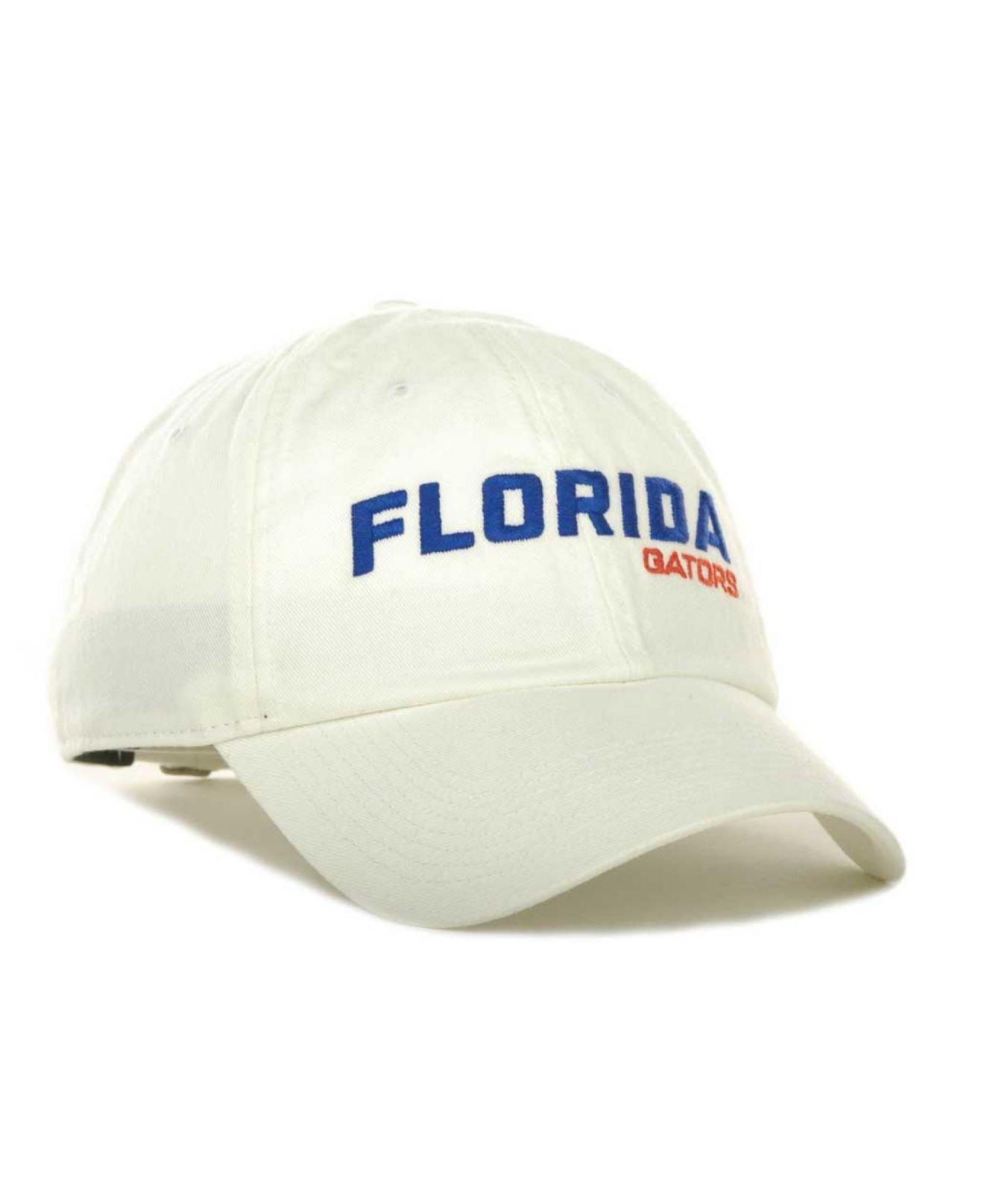 0df1d52473f Lyst - Nike Florida Gators Heritage 86 Campus Cap in White for Men
