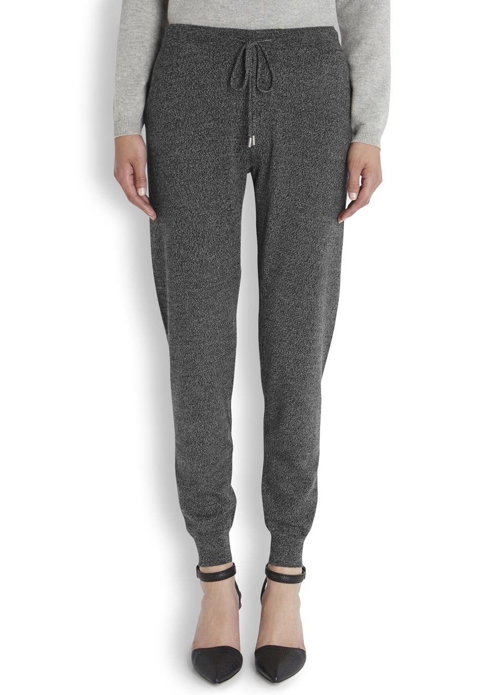 diversified latest designs great prices reasonable price Joie Dark Grey Merino Wool Jogging Trousers in Gray - Lyst