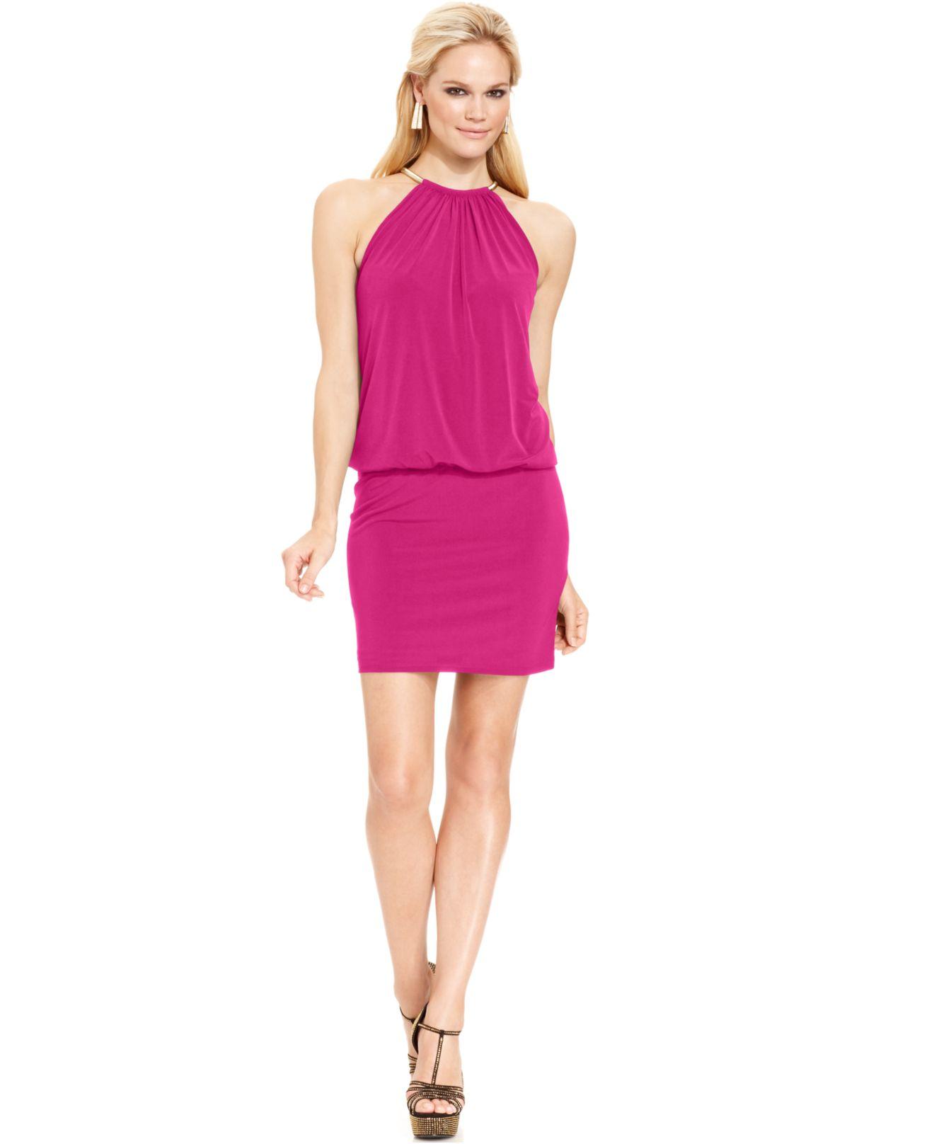 Encantador Blouson Cocktail Dress Ideas Ornamento Elaboración ...