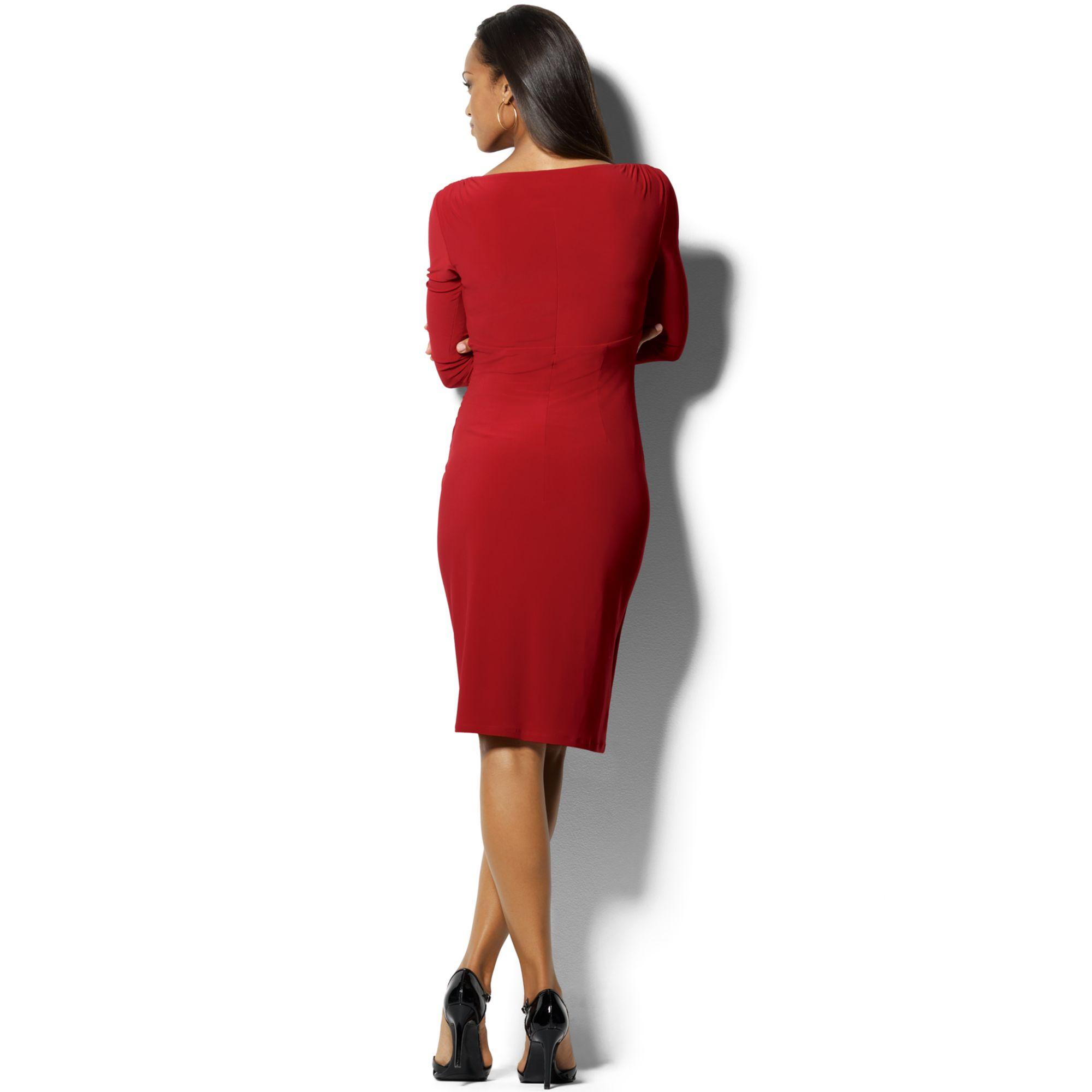 Lauren By Ralph Lauren Lauren By Ralph Lauren Dress Long
