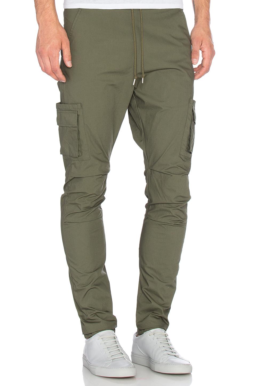 John elliott Cargo Pants in Natural for Men   Lyst