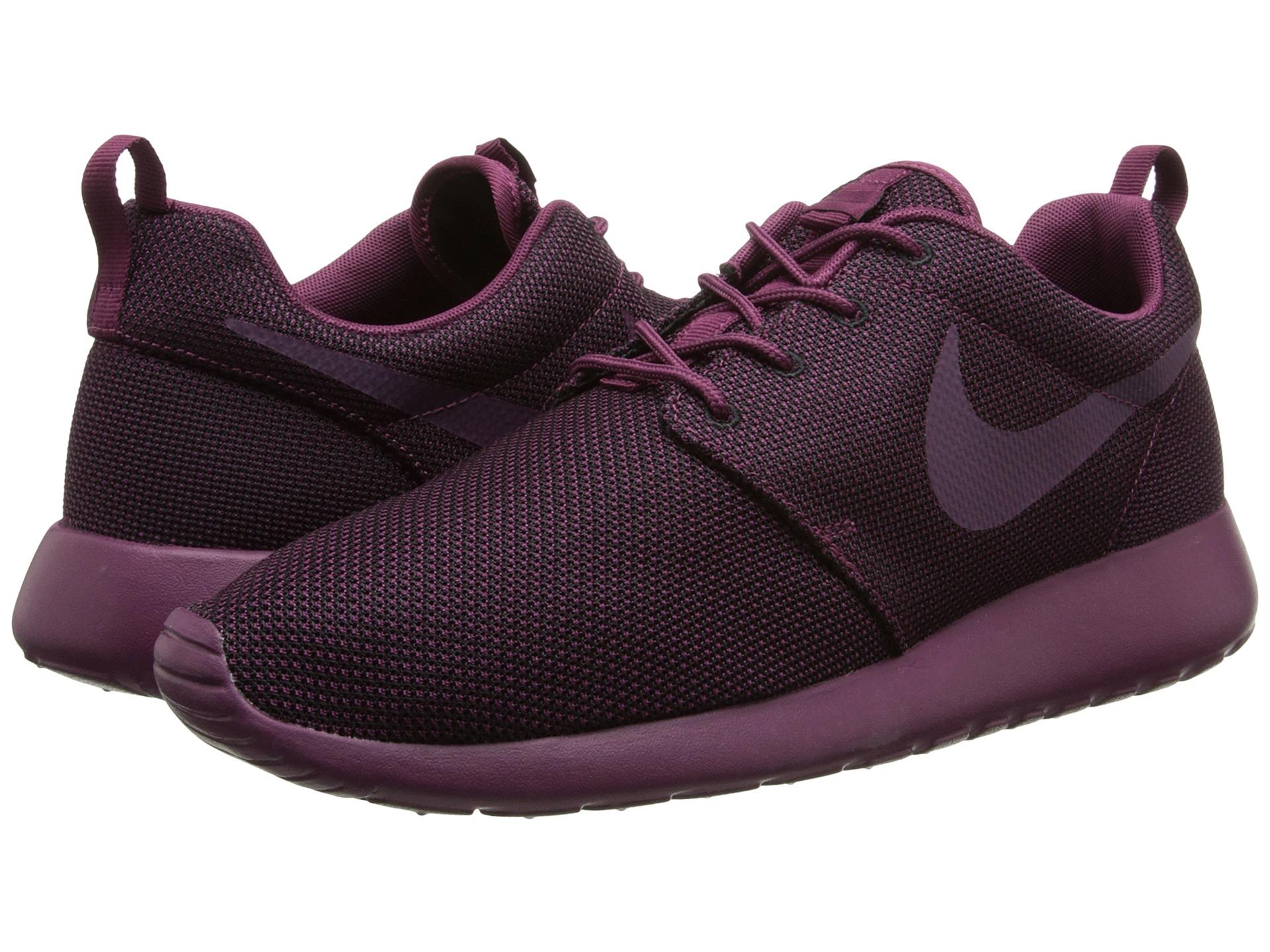 e67986374814 ... promo code for lyst nike roshe run in purple for men 8419b d7333