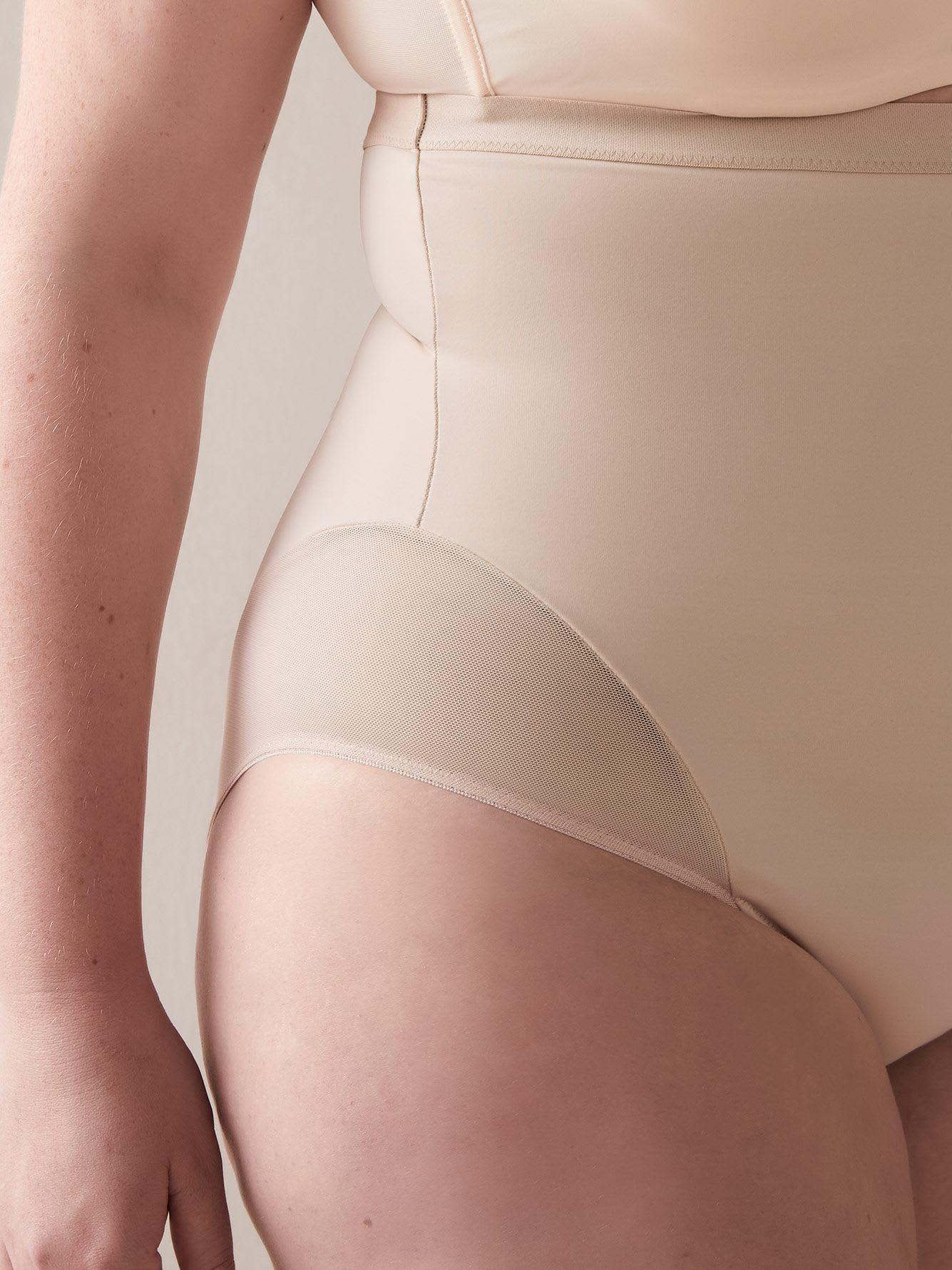 0b0980262a7f17 ... High Waist Cincher Panty - Déesse Collection - Lyst. View fullscreen