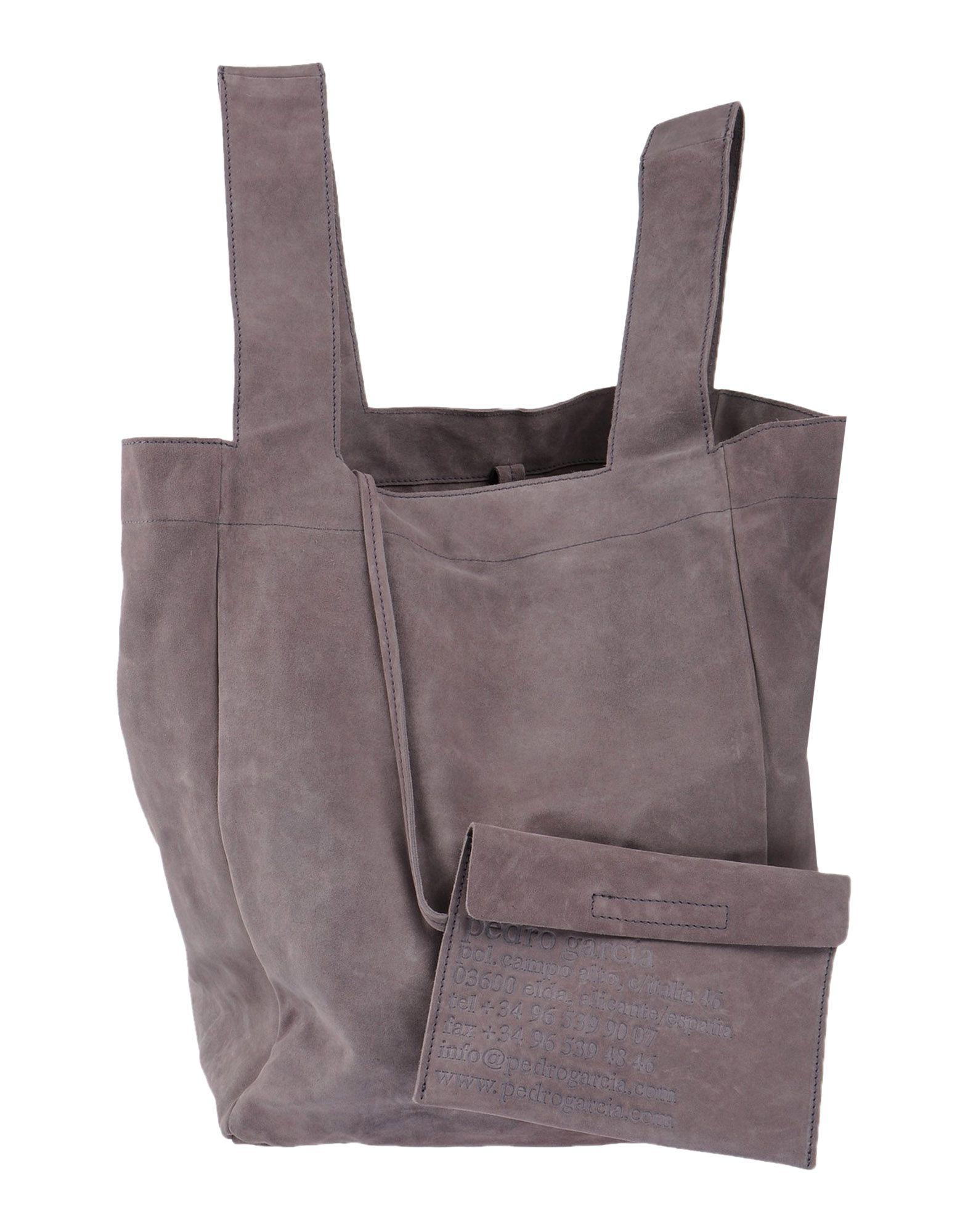 Elegant Women Bags Pedro Garcia Duffels Totes Pedro Garcia Perforated Tote