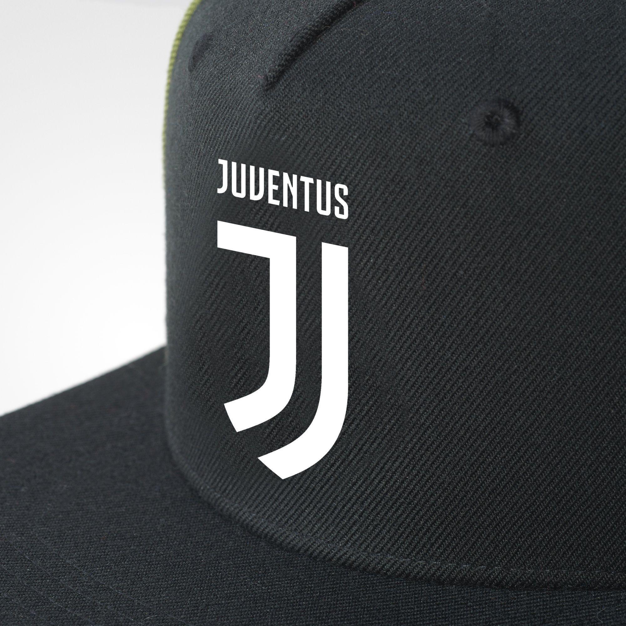 2afb6627c30 Lyst - adidas Juventus Flat-brim Hat in Black for Men