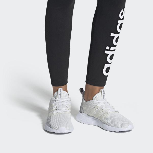 premium selection 61705 ba481 Adidas - White Questar Flow Shoes - Lyst. View fullscreen