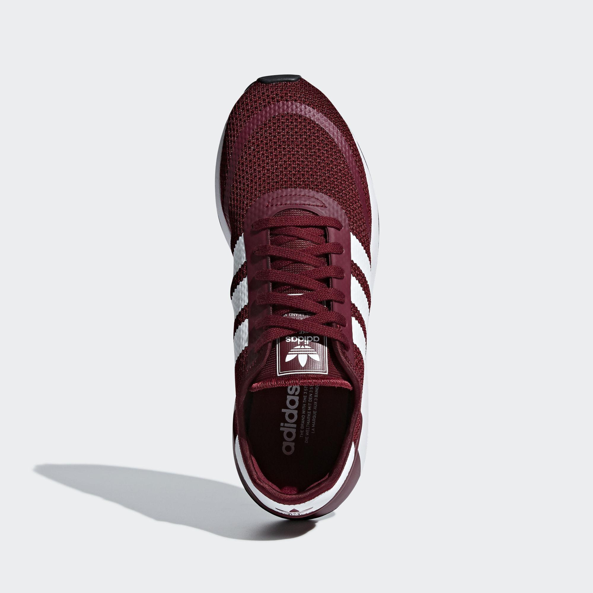 huge discount ecabe 569c1 Adidas Originals - Red Adidas N-5923 Collegiate Burgundy  Ftw White  Core  Black. View fullscreen