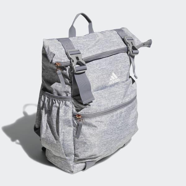 151d40a6ef Lyst - adidas Yola Backpack in Gray