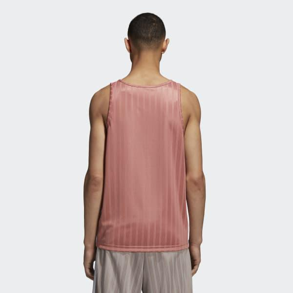 bb2d16207a4bf4 Lyst - adidas Soccer Tank Top in Pink for Men
