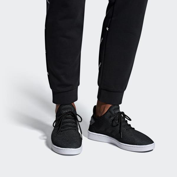 778d8d6be9e7 Adidas - Black Court Adapt Shoes - Lyst. View fullscreen