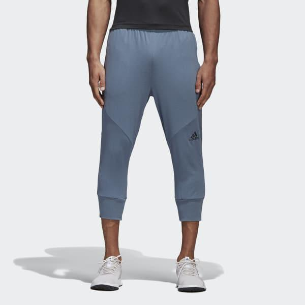 fb586b6b328a Lyst - adidas Climacool 3 4 Workout Pants in Gray for Men
