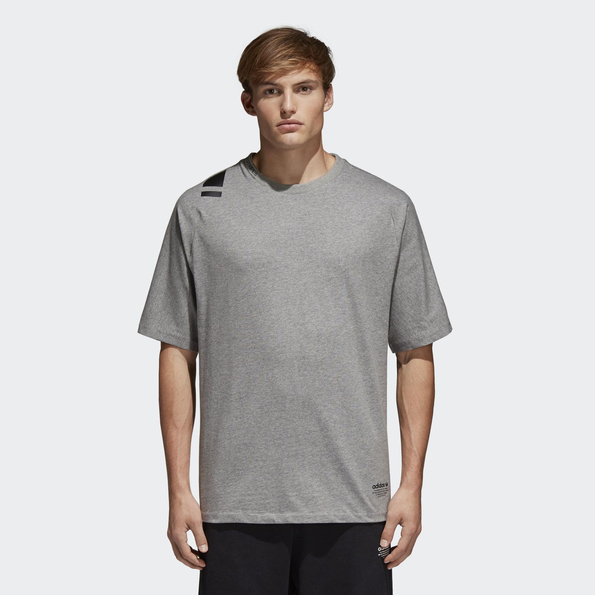 6ea4d022 Adidas - Gray Nmd Tee for Men - Lyst. View fullscreen