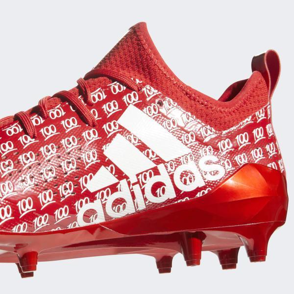 7aa55df5058 adidas Adizero 5-star 7.0 Adimoji Cleats in Red for Men - Lyst