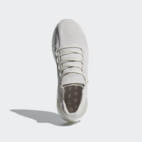9df574acd Adidas - White Pureboost Clima Shoes for Men - Lyst. View fullscreen