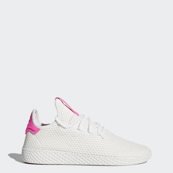 d89d4d883 Lyst - adidas Pharrell Williams Tennis Hu Shoes in White