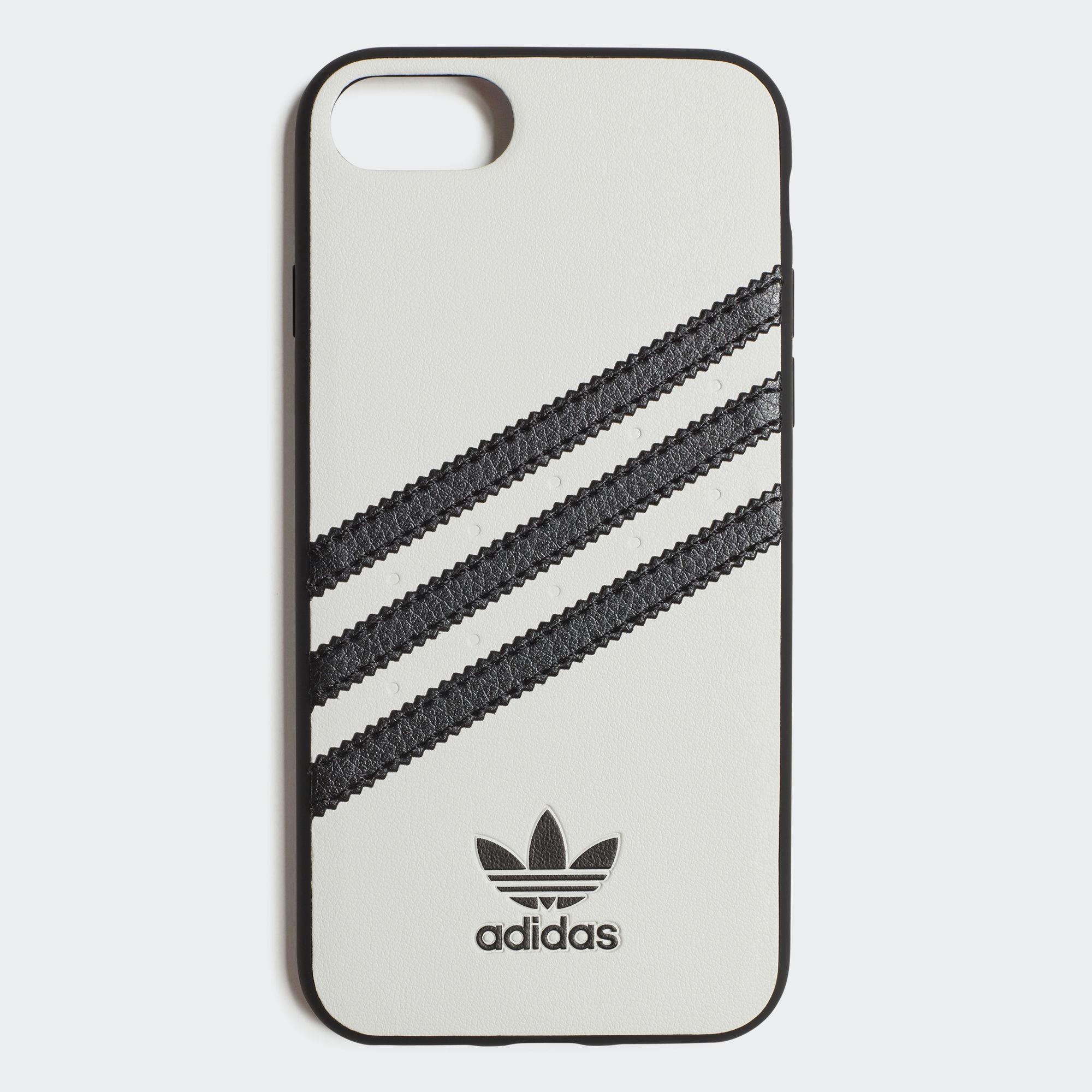 cfe7c727668a69 Adidas - Black Molded Case Iphone 8 - Lyst. View fullscreen