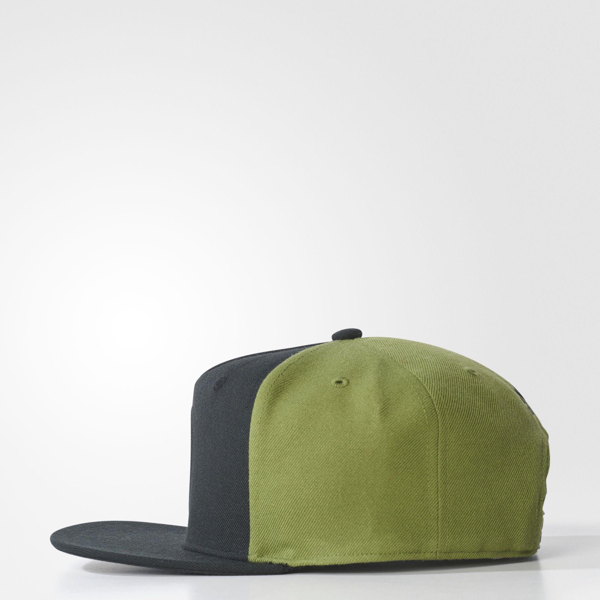 Lyst - adidas Juventus Flat-brim Hat in Black for Men 23ca0540cd9