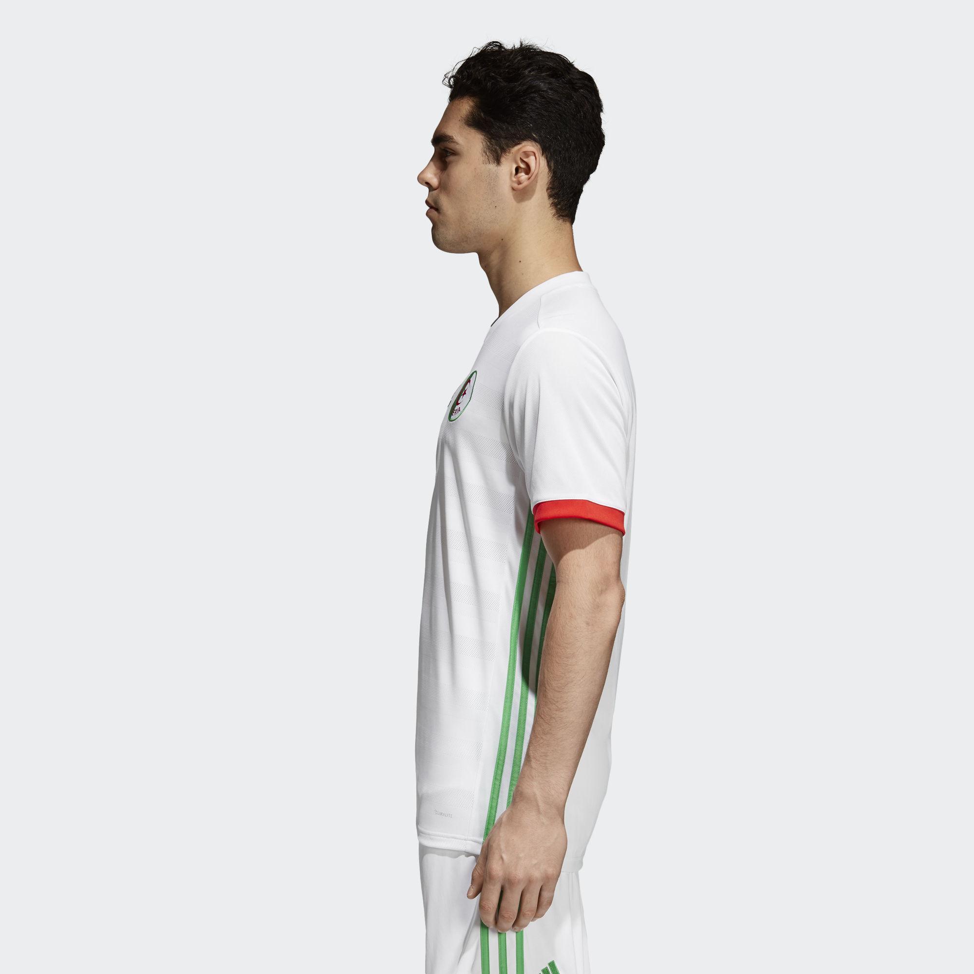 fbf2405e3 Adidas - White Algeria Home Jersey for Men - Lyst. View fullscreen