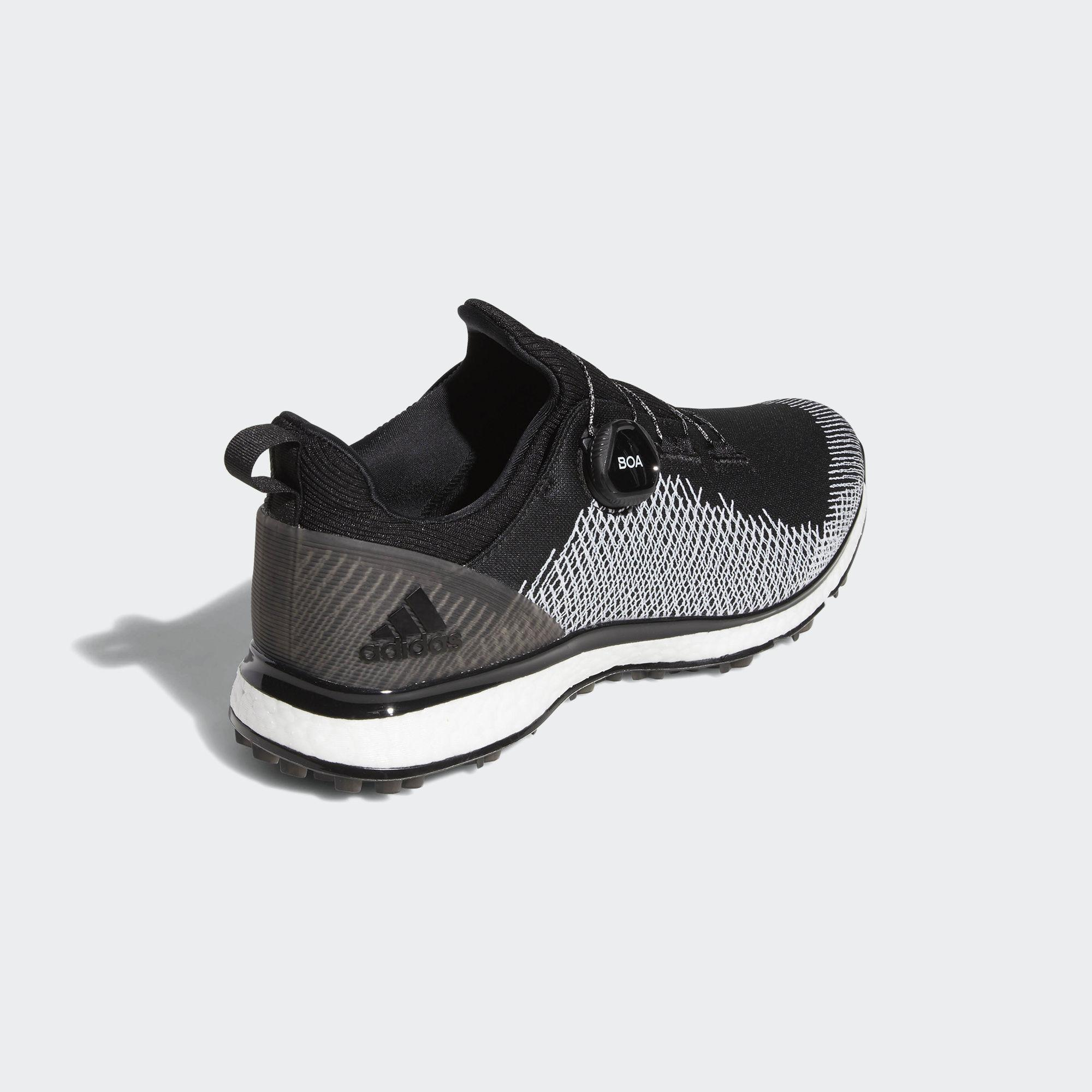 fd592c54b087 adidas Forgefiber Boa Shoes in Black for Men - Lyst