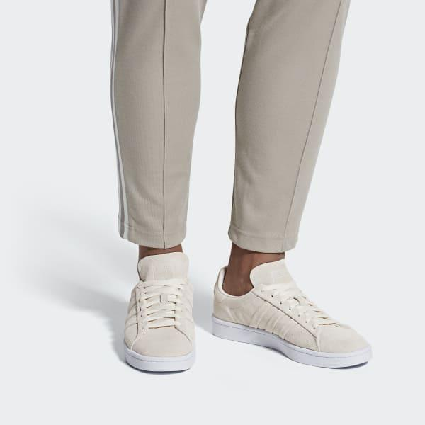 hot sale online 821f0 67357 Adidas - White Campus Stitch And Turn Shoes for Men - Lyst. View fullscreen