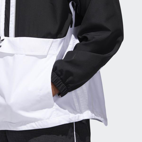 4b4aa87b253b Lyst - adidas Authentics Windbreaker in Black for Men