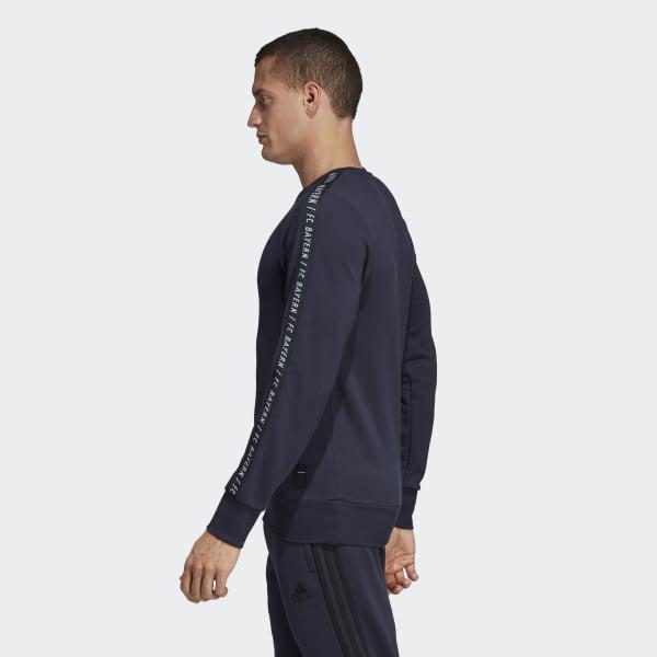 Lyst Blue Men Bayern Sweatshirt Adidas Seasonal Fc In For Special rxRqrS0nfw